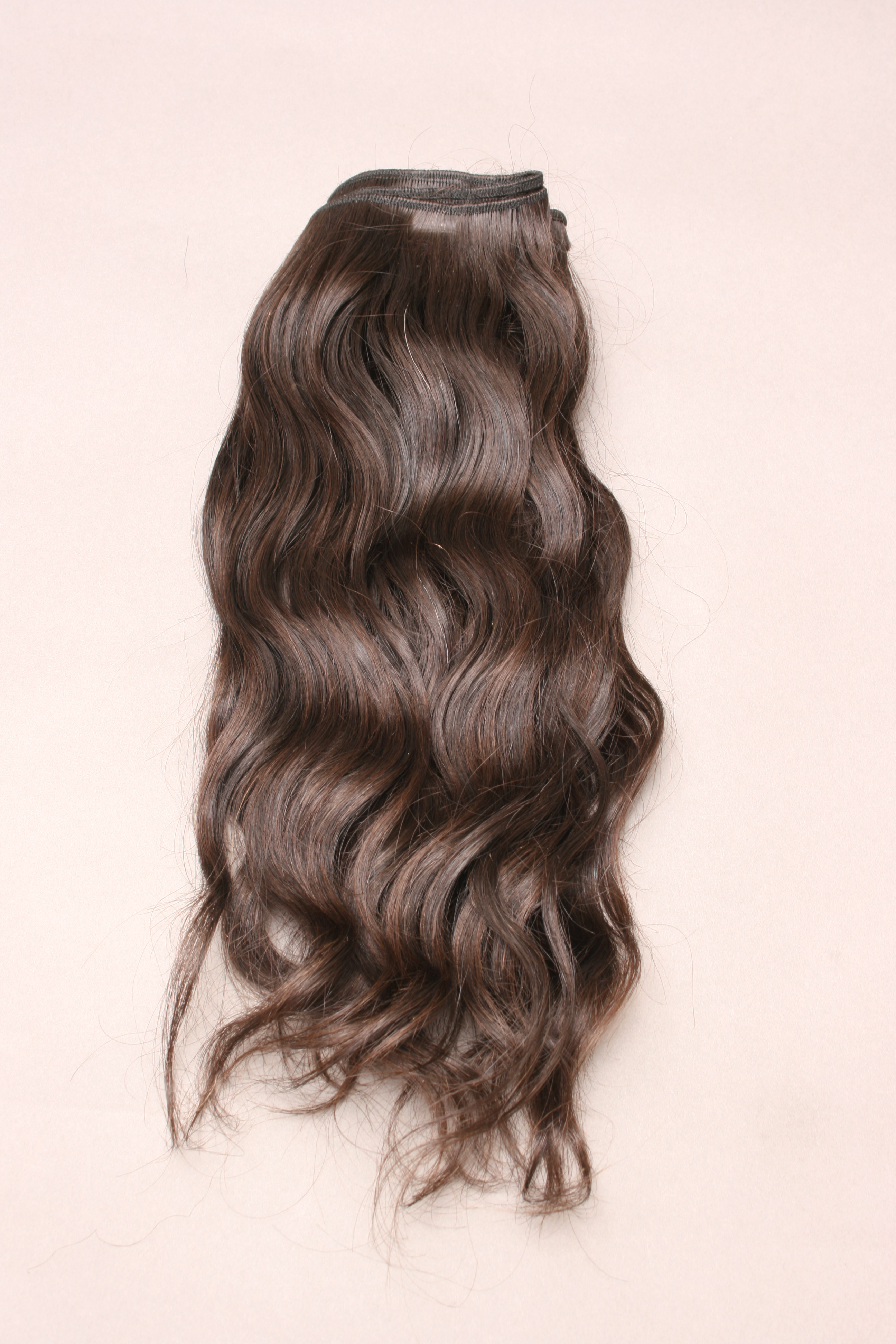 Indian Wavy Hair Samples