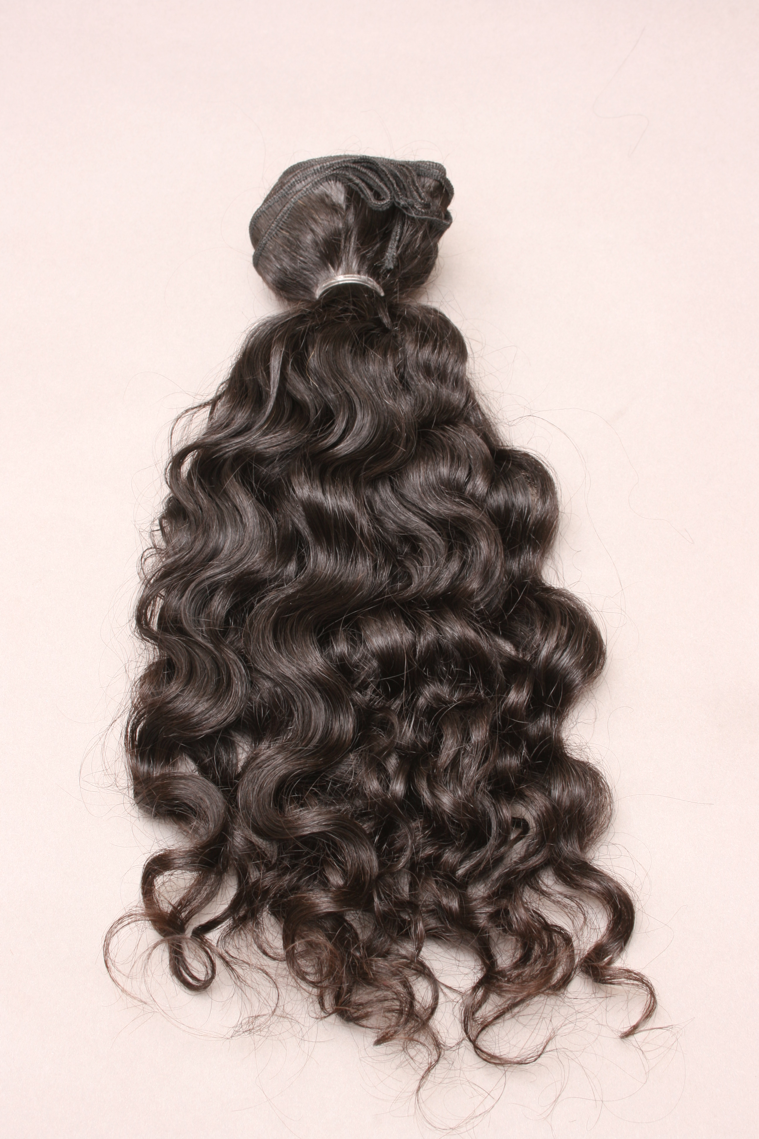 Indian Curly Hair Samples