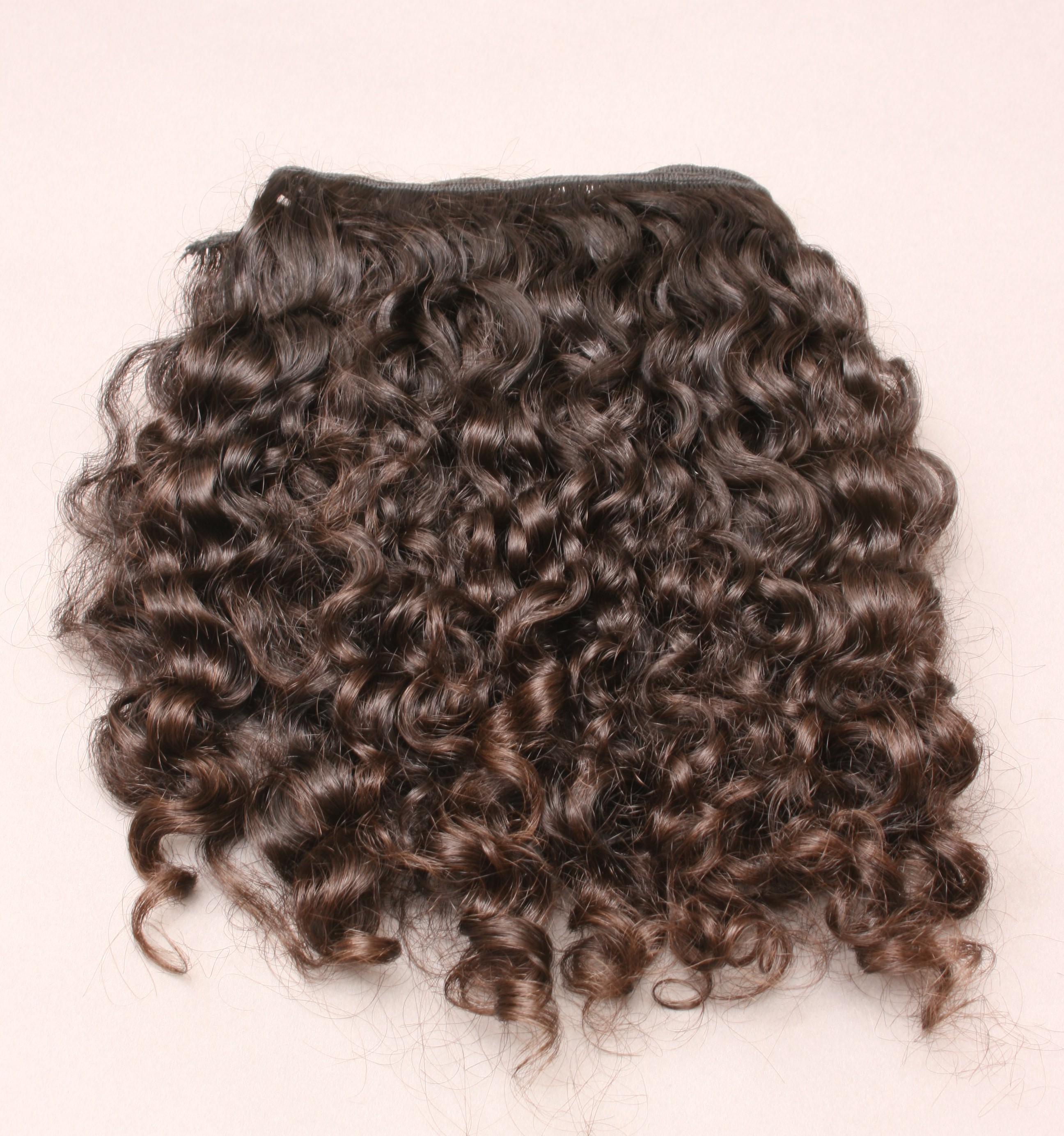 Indian - All Natural Ringlet Curly Signature Hair