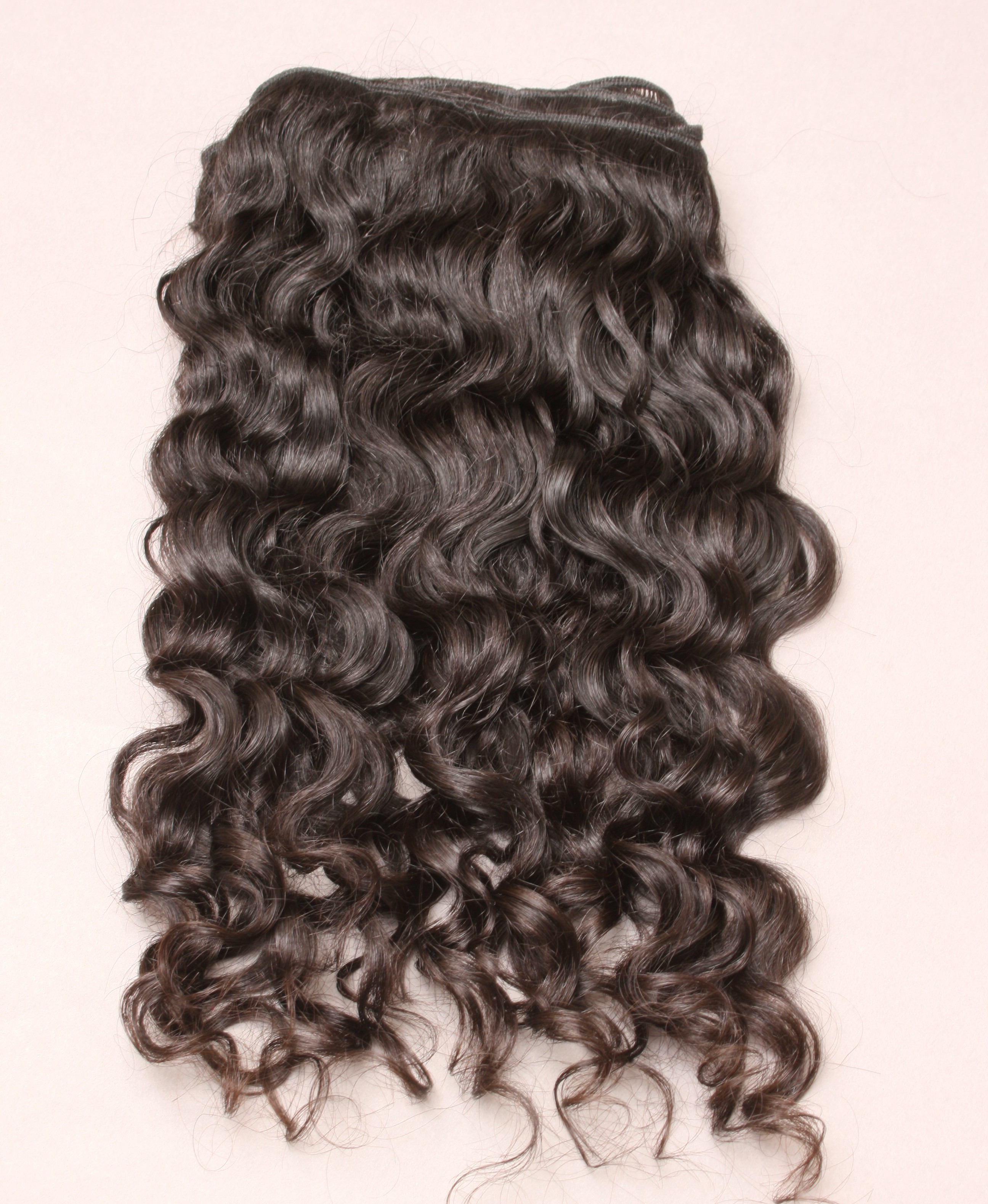 Indian - All Natural Curly Signature Hair