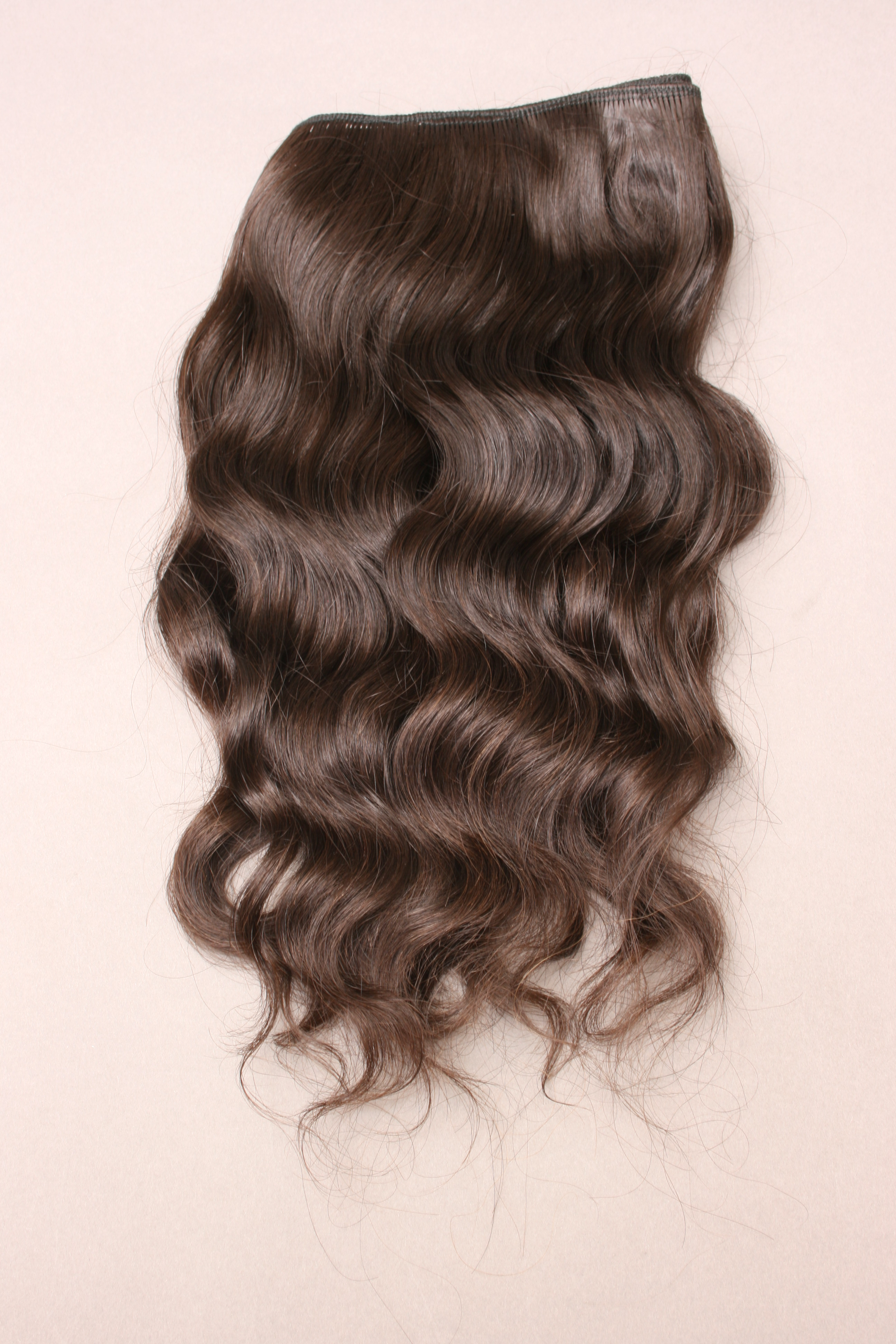 Indian - All Natural Wavy Signature Hair